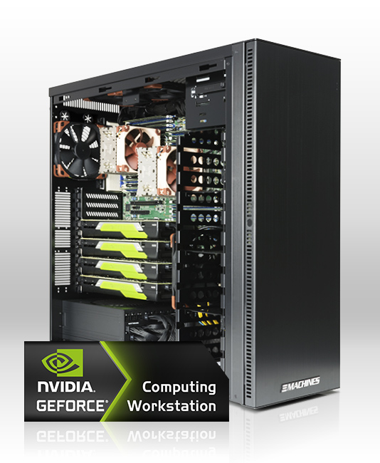 X4 - NVIDIA - Geforce